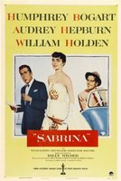 Sabrina movie poster (1954) picture MOV_87d8d0ea