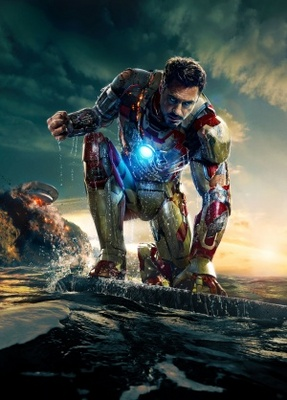 Iron Man 3 movie poster (2013) poster MOV_87daa00f