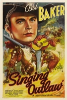 The Singing Outlaw movie poster (1937) picture MOV_87e3595d