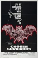 Chosen Survivors movie poster (1974) picture MOV_87e3f754