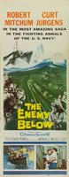 The Enemy Below movie poster (1957) picture MOV_87e730cf