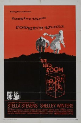 The Mad Room movie poster (1969) poster MOV_87e9471f