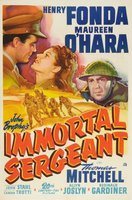 Immortal Sergeant movie poster (1943) picture MOV_87ebd21d