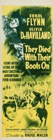 They Died with Their Boots On movie poster (1941) picture MOV_87eda00d
