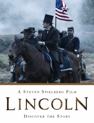 Lincoln movie poster (2012) poster MOV_87f12384