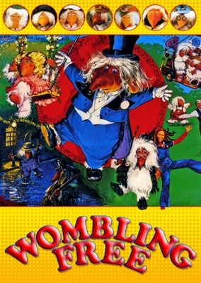 Wombling Free movie poster (1977) poster MOV_87fbd657