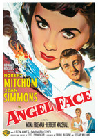 Angel Face movie poster (1952) picture MOV_87pa4g2n