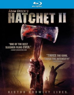 Hatchet 2 movie poster (2009) poster MOV_8803be1e
