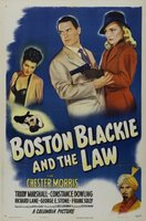 Boston Blackie and the Law movie poster (1946) picture MOV_88089dd0