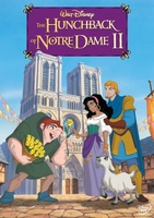 The Hunchback of Notre Dame II movie poster (2002) picture MOV_880cab26