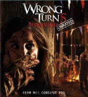 Wrong Turn 5 movie poster (2012) picture MOV_6bbac702