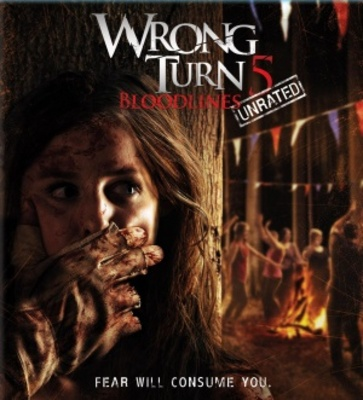 Wrong Turn 5 movie poster (2012) poster MOV_8811b9a4