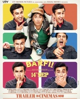 Barfi! movie poster (2012) picture MOV_8812aee0