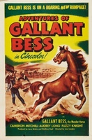 Adventures of Gallant Bess movie poster (1952) picture MOV_881d9d6c