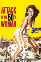 Attack of the 50 Foot Woman movie poster (1958) picture MOV_8820ffda