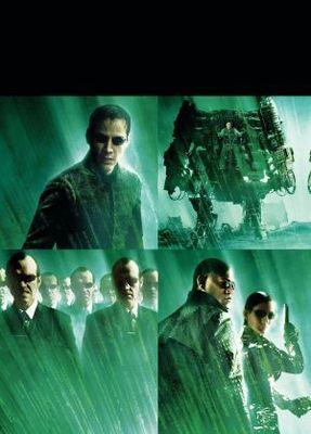 The Matrix Revolutions movie poster (2003) poster MOV_88232a64