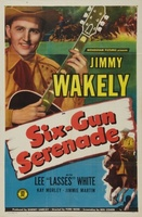Six-Gun Serenade movie poster (1947) picture MOV_882512ef