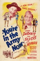 You're in the Army Now movie poster (1941) picture MOV_8829a8a2