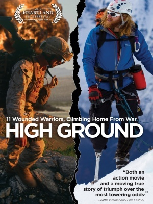 High Ground movie poster (2012) poster MOV_882ec1c5