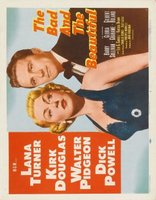 The Bad and the Beautiful movie poster (1952) picture MOV_882f63da
