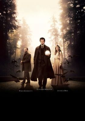 The Illusionist movie poster (2006) poster MOV_8837a2f1