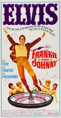Frankie and Johnny movie poster (1966) poster MOV_8837c929