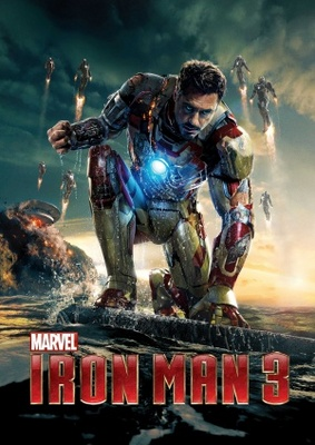 Iron Man 3 movie poster (2013) poster MOV_883aeab0
