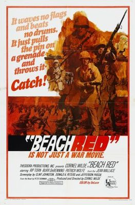 Beach Red movie poster (1967) poster MOV_883b6b1f