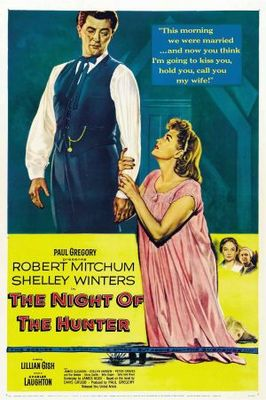 The Night of the Hunter movie poster (1955) poster MOV_883ced85