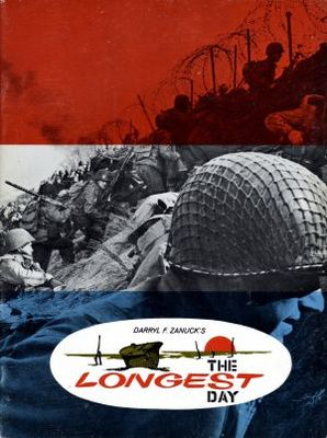 The Longest Day movie poster (1962) poster MOV_8842c202