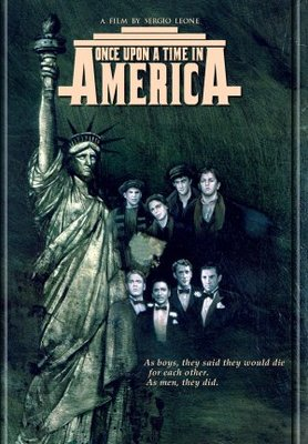 Once Upon a Time in America movie poster (1984) poster MOV_8843932d