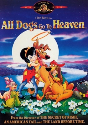 All Dogs Go to Heaven movie poster (1989) poster MOV_88463e1f