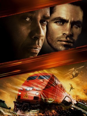 Unstoppable movie poster (2010) poster MOV_8847ae67