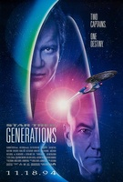 Star Trek: Generations movie poster (1994) picture MOV_8848505b