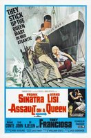 Assault on a Queen movie poster (1966) picture MOV_884b9666