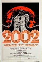 Futureworld movie poster (1976) picture MOV_884e08ca