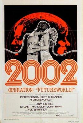 Futureworld movie poster (1976) poster MOV_884e08ca