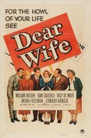 Dear Wife movie poster (1949) picture MOV_885453a7