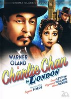Charlie Chan in London movie poster (1934) picture MOV_8857a072