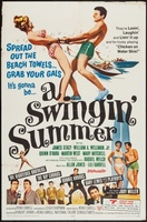 A Swingin' Summer movie poster (1965) picture MOV_8858e817