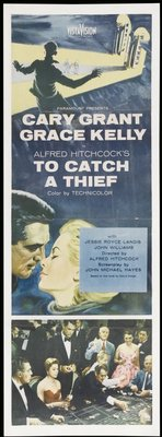 To Catch a Thief movie poster (1955) poster MOV_885abc1e