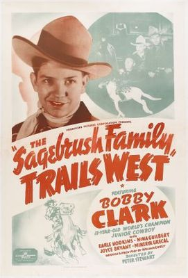 The Sagebrush Family Trails West movie poster (1940) poster MOV_885ae374