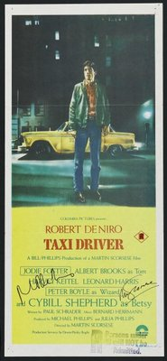 Taxi Driver movie poster (1976) poster MOV_885d6928