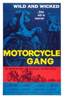 Motorcycle Gang movie poster (1957) picture MOV_885f9bb4