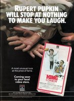 The King of Comedy movie poster (1983) picture MOV_8864bd76