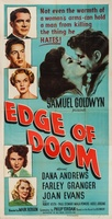 Edge of Doom movie poster (1950) picture MOV_8864ddf3