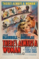 There's Always a Woman movie poster (1938) picture MOV_8871883b