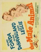 The Male Animal movie poster (1942) picture MOV_887463d7