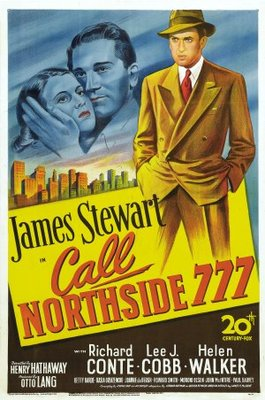 Call Northside 777 movie poster (1948) poster MOV_8875bd6e