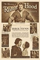 The Adventures of Robin Hood movie poster (1938) picture MOV_8877066a